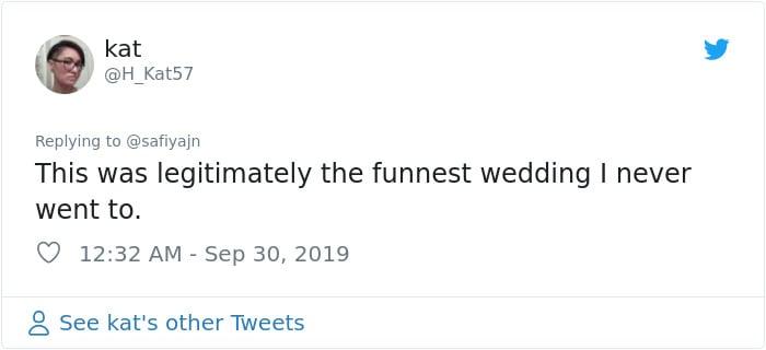 Comentarios en twitter sobre las bodas en McDonald's en Hong Kong