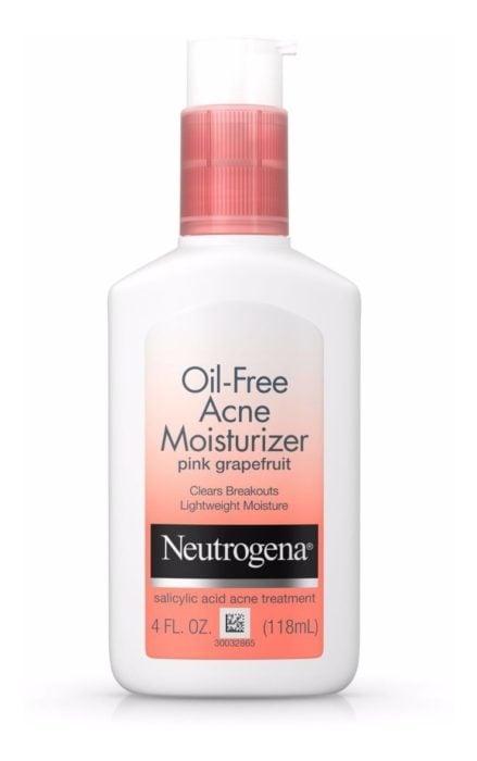 Oil free crema humectante de Neutrogena
