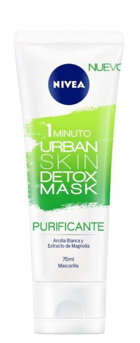 Crema urban skin detox de Nivea