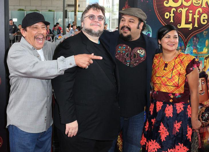 Película del Día de Muertos, El libro de la vida; Guillermo del Toro