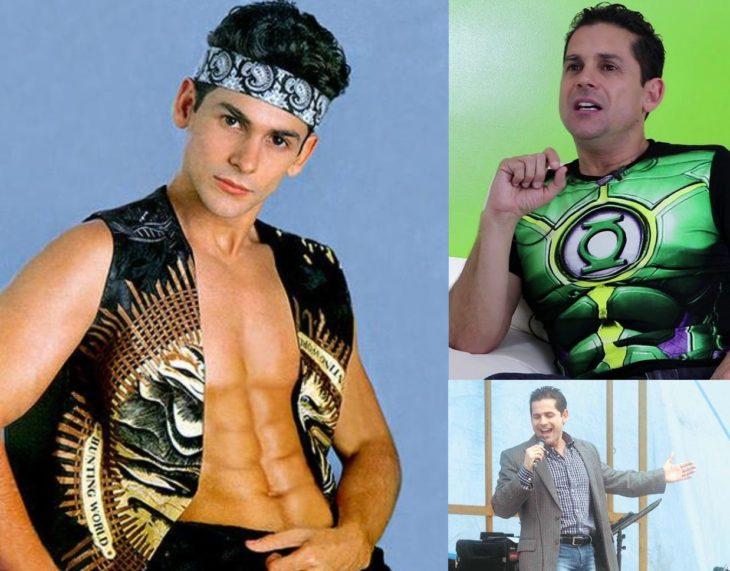 Flavio César antes y después