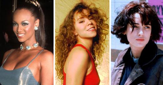 Peinados que famosas usaron en los 90 y puedes utilizar en la actualidad