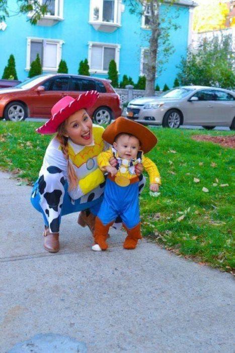 Jesse y Woody a la carga