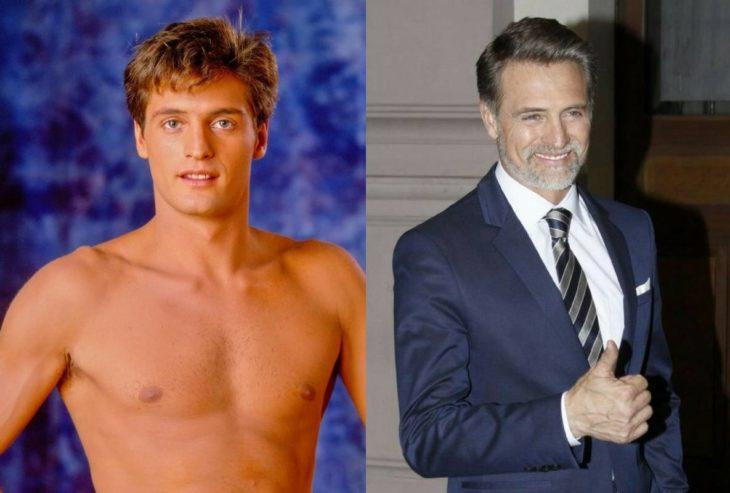 Juan Soler antes y después