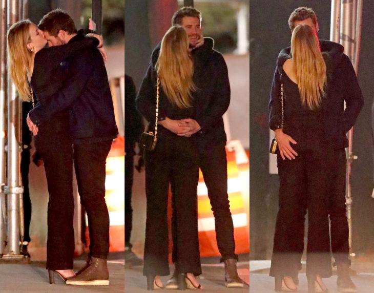 Liam Hemsworth supera su divorcio con Miley Cyrus, y se besa en la calle con su nueva novia, Maddison Brown