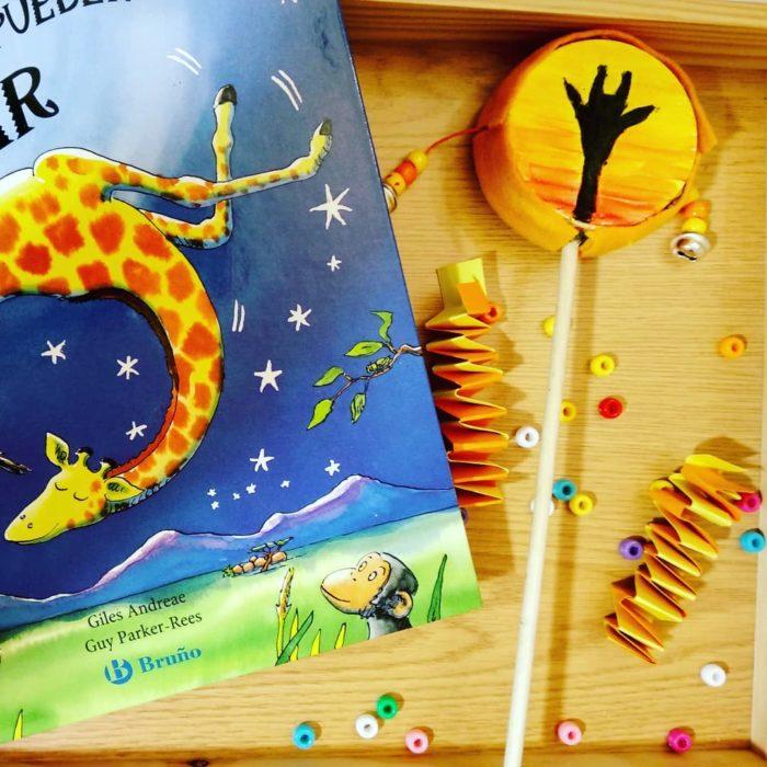 Portada del libro Las jirafas no pueden bailar