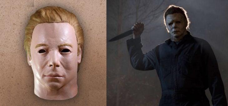Michael Myers y Capitan Kick