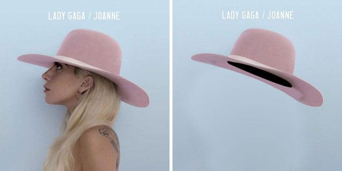 Lady Gaga portada del disco Joanne