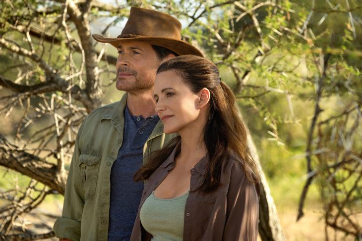 Estrenos de películas de Navidad en Netflix; Holiday in the wild con Rob Lowe y Kristin Davis