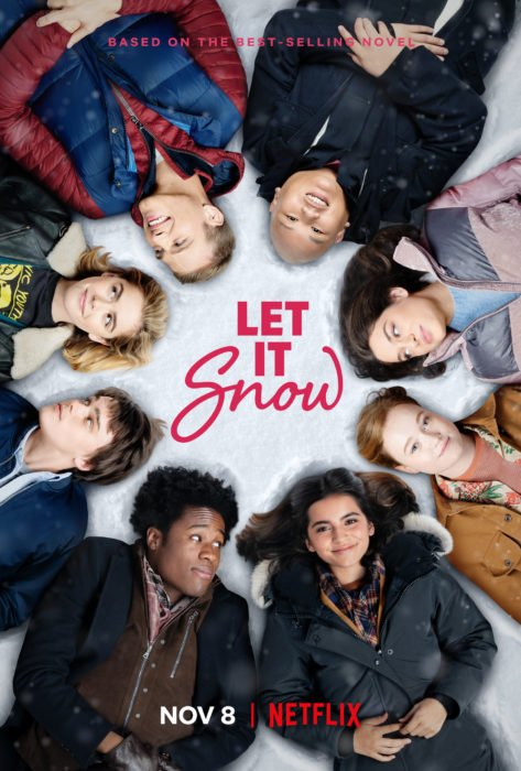 Estrenos de películas de Navidad en Netflix; Let it snow con Kiernan Shipka
