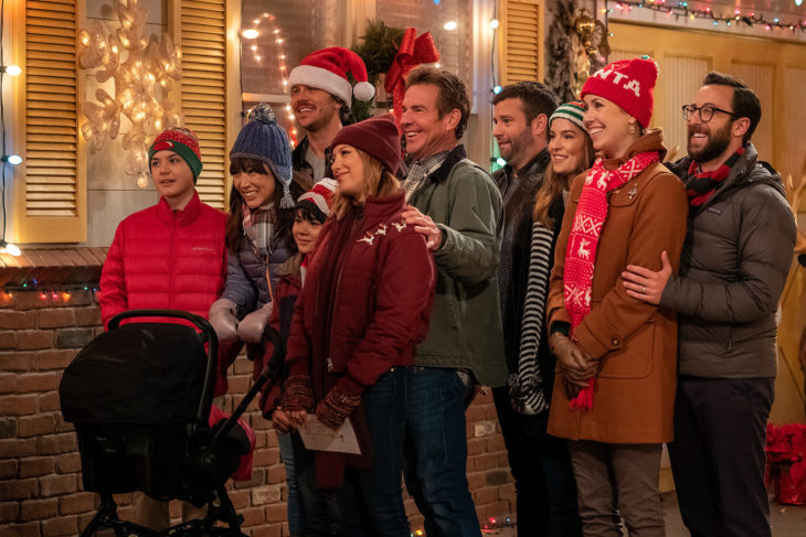 Estrenos de películas de Navidad en Netflix; Merry Happy Whatever con Bridgit Mendler, Ashley Tisdale y Dennis Quaid