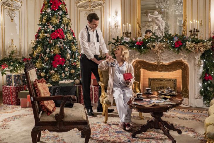 Estrenos de películas de Navidad en Netflix; A Christmas Prince: Royal Baby con Rose McIver y Ben Lamb
