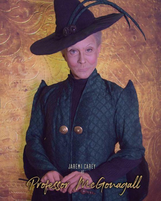 Profesora McGonagall