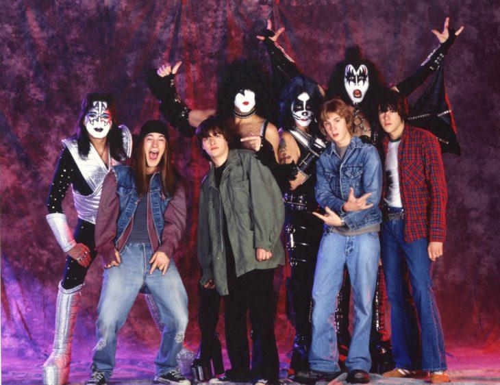 Rockeros rebeldes