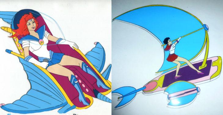 Versión americana de Sailor Moon