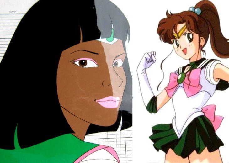 Versión americana de Sailor Moon; Lita Kino, Júpiter