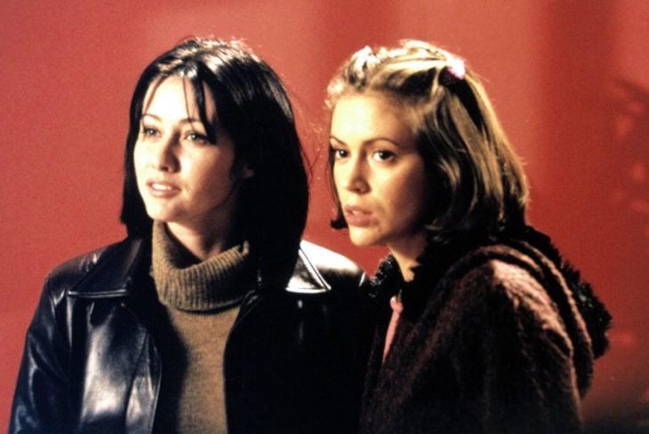 Shannen Doherty y Alyssa Milano