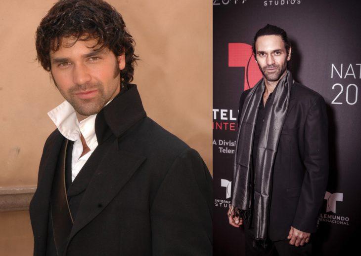 Valentino Lanus antes y después