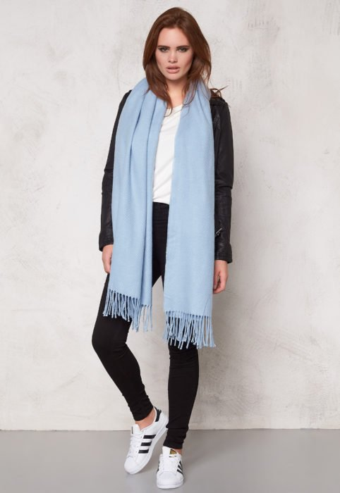 bufanda larga vestuario
