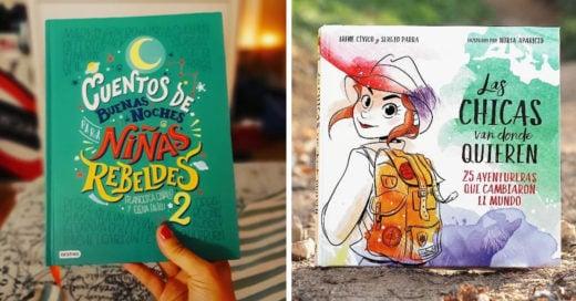 10 Libros infantiles para enseñarle a tu hija a ser valiente