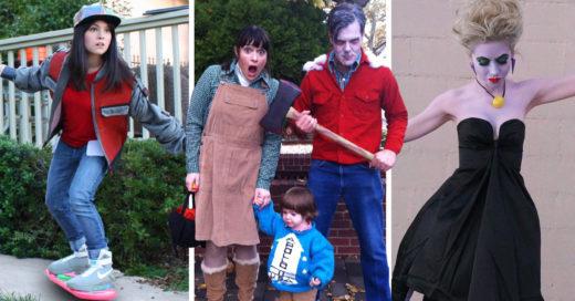 15 Disfraces de Halloween para que desempolves tu alma ochentera