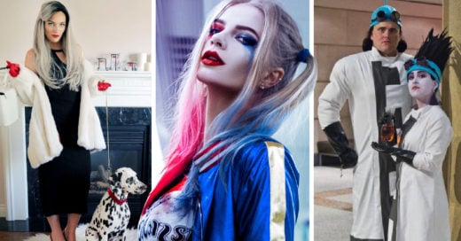 19 Disfraces que llevarán tu nivel de maldad al extremo