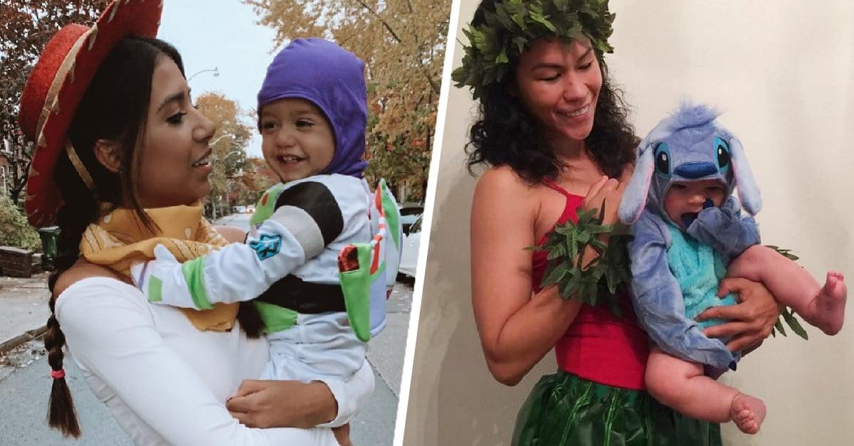 Disfraces que pueden usar madres e hijos en Halloween