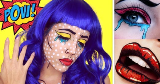 18 Tips para dibujar tu disfraz perfecto de comic pop art este Halloween