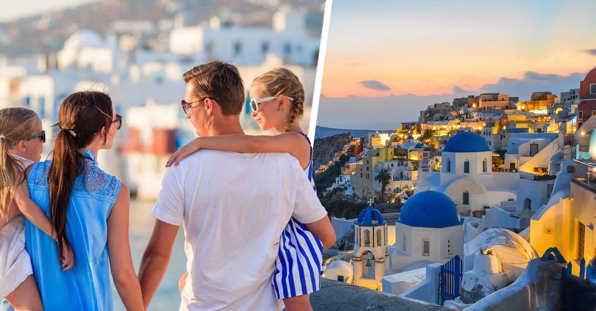 Grecia ofrece casa y sueldo para habitar una de sus islas