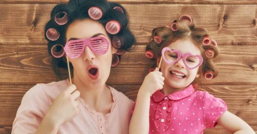 ¿Por qué las tías son tan importantes como sus mamás para las niñas?