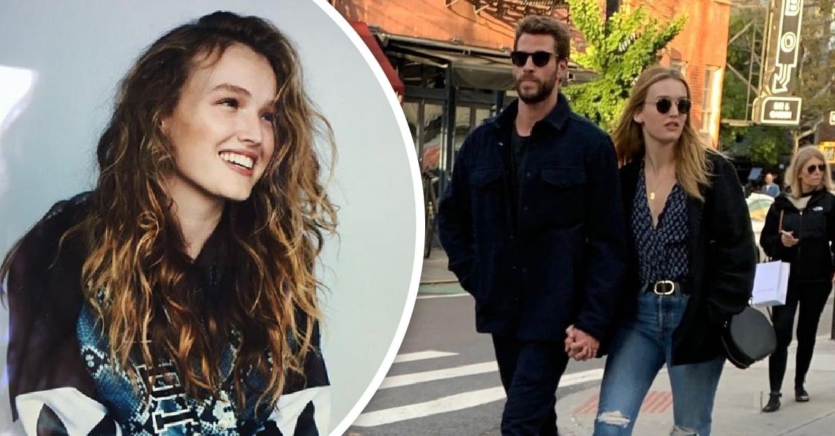 Un clavo saca a otro clavo: Liam Hemsworth super a Miley Cyrus y ya tiene novia