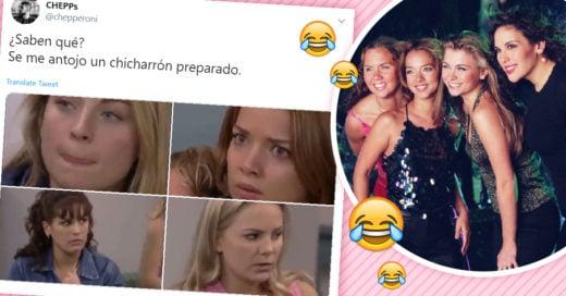 'Amigas y rivales' nos regalan el meme más dramático de Internet