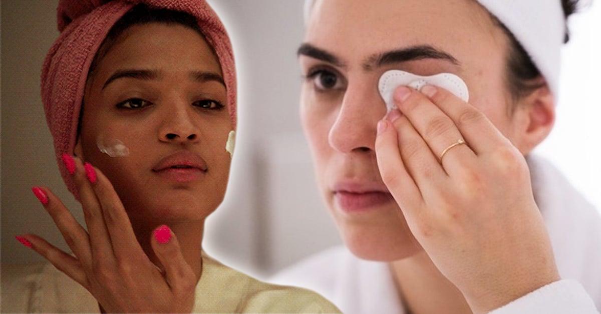 Pasos que necesitas seguir para desmaquillar tu rostro de forma correcta