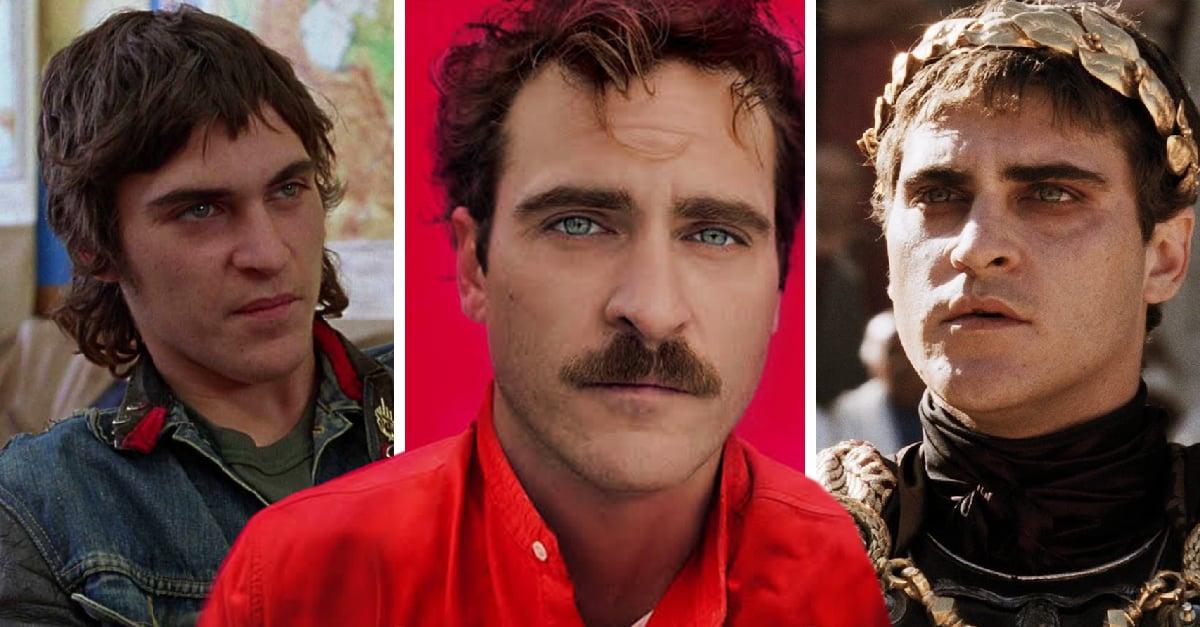 15 Películas de Joaquin Phoenix que van más allá de el 'Joker'