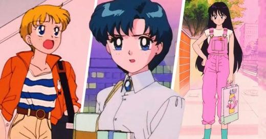 26 Pruebas de que las Sailor Scout son un ícono de la moda