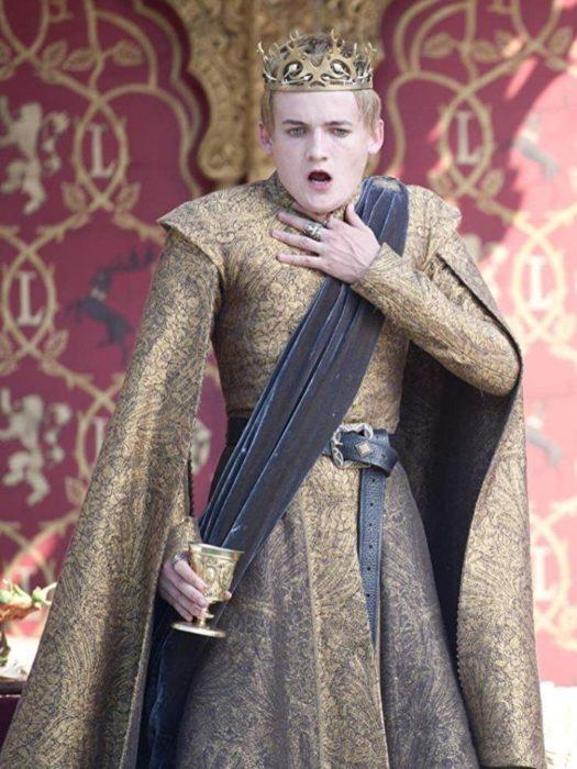 Jofrey de juego de tronos envenenado en la boda
