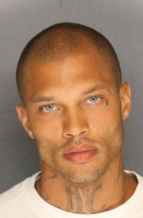 Jeremy Meek arrestado