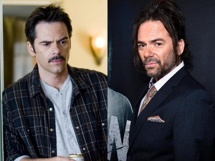 Actores de Crepúsculo antes y ahora; Billy Burke y Charlie Swan