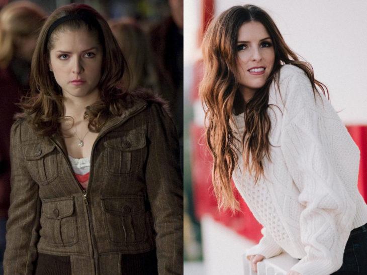 Actores de Crepúsculo antes y ahora; Anna Kendrick y Jessica Stanley