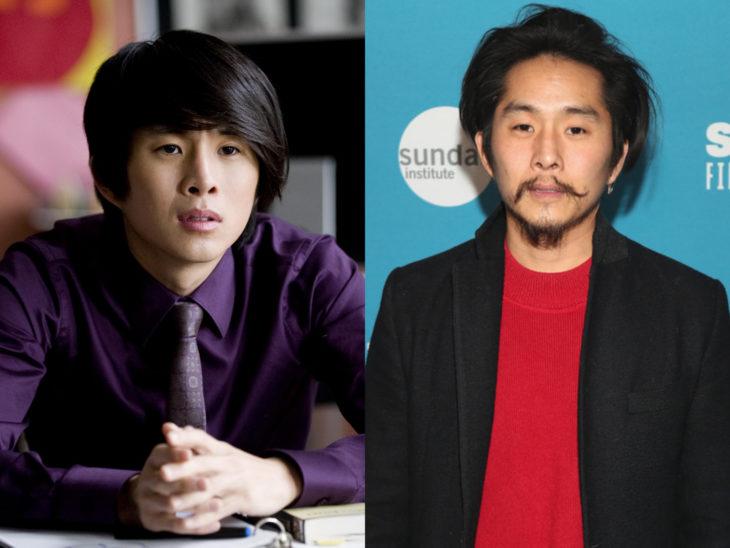 Actores de Crepúsculo antes y ahora; Justin Chon y Eric Yorkie