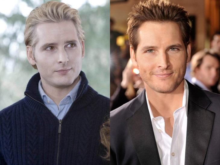 Actores de Crepúsculo antes y ahora; Peter Facinelli y Carlisle Cullen