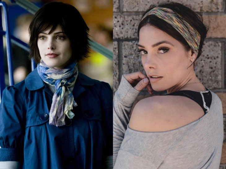 Actores de Crepúsculo antes y ahora; Ashley Greene y Alice Cullen