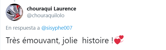 Historia en Twitter de mujer que se encontró con su exnovio 70 años después