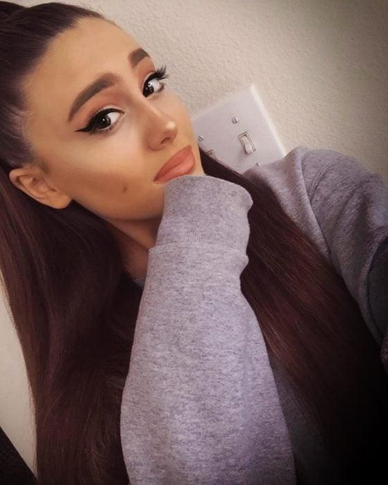 Paige Niemann, la doble de Ariana Grande; doppelgänger