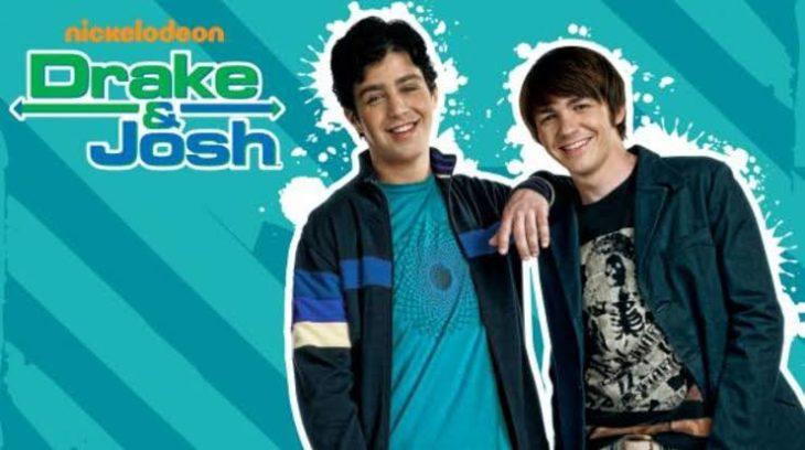 Drake Bell y Josh Nickolson en Drake &Josh