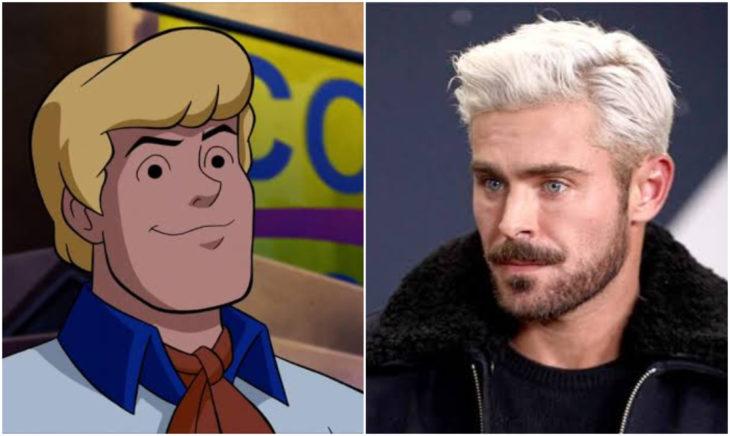 Zac Efron como Fred en Scooby Doo