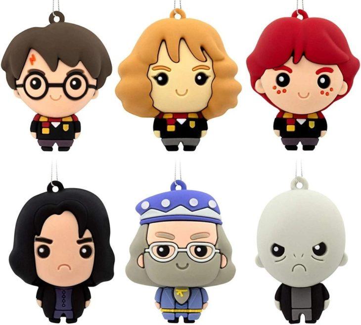 Juego de esferas inspiradas en Harry Potter