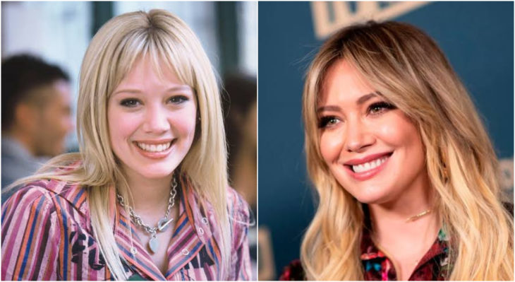 Hilary Duff en Disney Channel, Lizzie McGuire