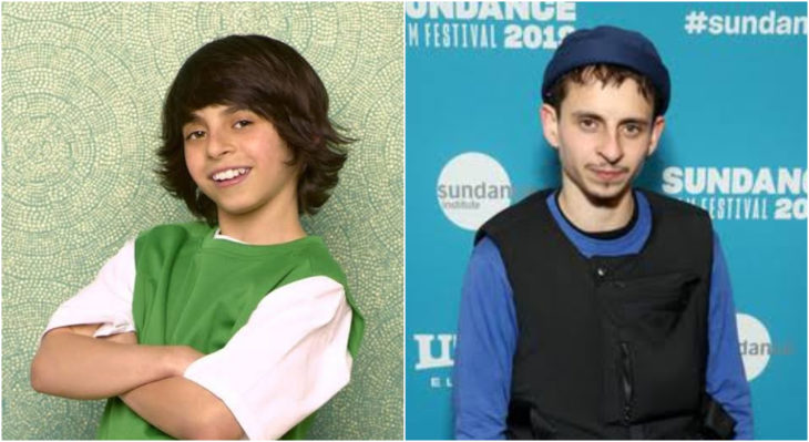 Moisés Arias en Disney Channel, Hannah Montana