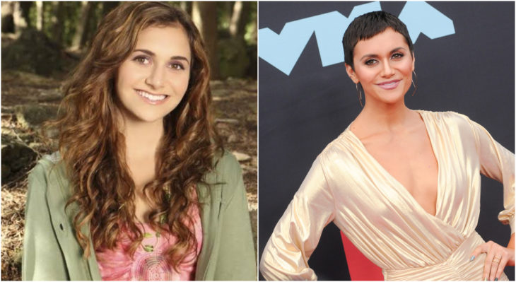 Alyson Stoner en Camp Rock, Disney Channel